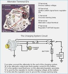 Toyota Corolla Alternator Wiring Diagram Smartproxyfo Car