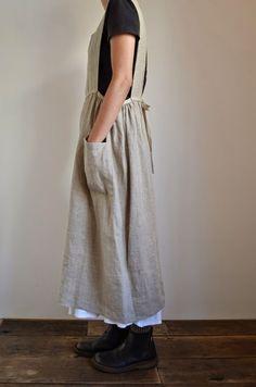 No Problemo Vintage Overall Dress