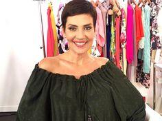 Un rien peut l'habiller. A 51 ans, Cristina Cordula fait partie de ces femmes sur qui le temps ne semble avoir aucun effet, à l'instar de Sharon…
