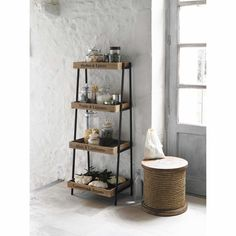 1000 images about maisons du monde collection on - Etagere murale maison du monde ...