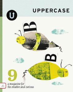 #ClippedOnIssuu from UPPERCASE #9