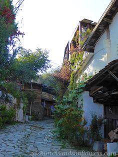 Streets of Sirince,Turkey