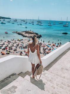 ibiza spain December 01 2019 at Ibiza Outfits, Ibiza Travel, Spain Travel, Ushuaia, Calvin Harris, Beach Club, Ibiza Hotel, Malaga, Ibiza Strand
