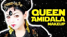 Queen Amidala Makeup (A Charisma Star TV CLASSIC!)