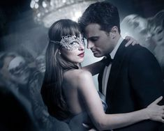 All that sparkles. Universal Pictures released a new clip from its highly-anticipated Valentine's Day weekend release, Fifty Shades Darker, and it looks there will be at least one romantic proposal featured in the smash film franchise.