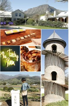 Franschhoek, South Africa - stayed at Les Quartiers - super. Clifton Beach, Xhosa, Cape Town South Africa, Holiday Places, Dearly Beloved, The Beautiful Country, Most Beautiful Cities, Adventure Is Out There, Live