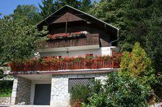 Holiday house Kristan, view on lake - Casas en alquiler en Bled. Excelente casa, casa muy bien ubicado ... agradable entorno ...