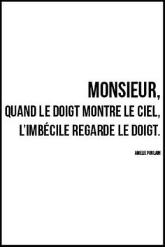 Amélie Poulain #quote #citation #ameliepoulain #film