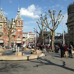 Leidseplein en Amsterdam, Noord-Holland