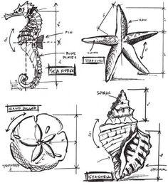 Stampers Anonymous Tim Holtz stamp set - Nautical Blueprint - craftstash.co.uk