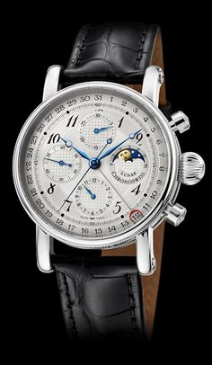 Chronoswiss - Chronograph Moon Phase CH-7543L