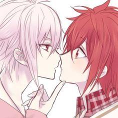 Well this is. I don't know, but they cute so, hence ignored Anime Girlxgirl, Anime Guys, Anime Art, Anime Siblings, Anime Couples, Manga Love, Anime Love, Kawaii Drawings, My Drawings