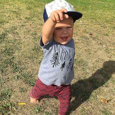 Hi ho hi ho kids tee shirt.  Off to the Park I go says this little nugget!