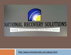 National Recovery Solutions – Customer Service