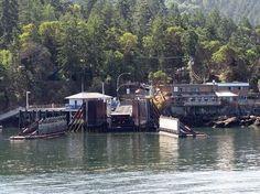 Lyall Harbour, Saturna Travel Around The World, Around The Worlds, Boating, Places To Go, Traveling, Spaces, Island, Heart, Summer