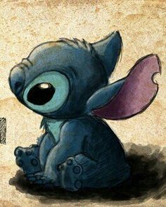 Day 6: I wouldn't say he is an animal but, He is so adorable and he is my favorite alien/animal from Disney!