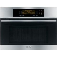 Amazon.com: Miele Masterchef : H4082BMSS 24 Speed Wall Oven True European Convection - Stainless Steel: Appliances