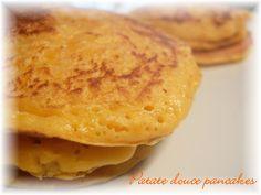 Des pancakes à la patate douce...moelleux à souhait! - Cute cakes...