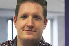 Our new Head of Marketing, John Orchard
