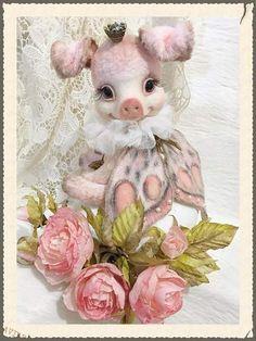 Princess Butterfly. By Sadovskaya Tatiana - Bear Pile