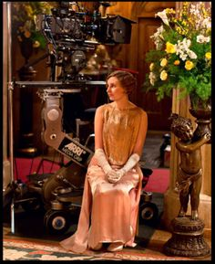 Downton Abbey hats and costumes 1920sSeason-3