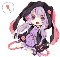 Image uploaded by Vocaloid . Find images and videos about cute, anime and vocaloid on We Heart It - the app to get lost in what you love. Kawaii Anime, Loli Kawaii, Cute Anime Chibi, Kawaii Chibi, Kawaii Cute, Kawaii Girl, Vocaloid, Manga Girl, Draw Chibi