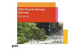 Etude IPO Watch Europe (Q2 2014). http://www.pwc.fr/la-valeur-des-ipo-europeennes-au-deuxieme-trimestre-a-quadruple-entre-2013-et-2014-atteignant-223mds-selon-une-etude-de-pwc.html