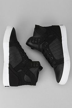 UrbanOutfitters.com > Supra Perforated Leather Skytop Sneaker