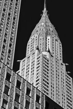 magnificent Chrysler Building.