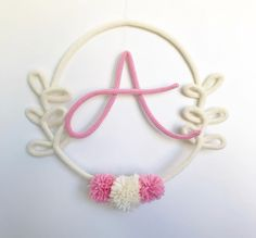 Crochet For Kids, Crochet Baby, Crochet Alphabet, Cute Friendship Bracelets, Chain Headpiece, Crochet Jewelry Patterns, Spool Knitting, Pom Pom Crafts, Crafts For Seniors
