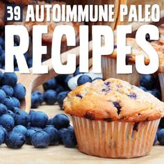 Paleo - Try one of these delicious, wholesome autoimmune recipes! Everything from cookie dough brownie bars to strawberry basil Italian lemonade. It's The Best Selling Book For Getting Started With Paleo Paleo Dessert, Dessert Recipes, Desserts, Breakfast Recipes, Paleo Breakfast, Brownie Recipes, Recipes Dinner, Breakfast Ideas, Paleo Autoinmune