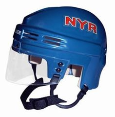 Hot new product: NHL New York Rang... Buy it now! http://www.757sc.com/products/nhl-new-york-rangers-player-replica-mini-hockey-helmet-blue?utm_campaign=social_autopilot&utm_source=pin&utm_medium=pin