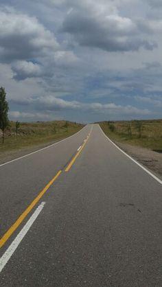 Ruta a La Carolina - San Luis - Argentina