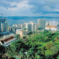 Kampala, Uganda's capital city