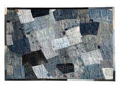 SIT Möbel Teppich Jeanspatchwork This & That kaufen im borono Online Shop