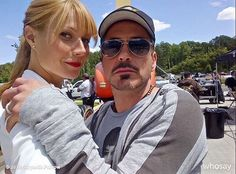 Iron Man ....- Credit @jimmy_rich - #rdj #robertdowneyjr #gwynethpaltrow via @rdjthirst
