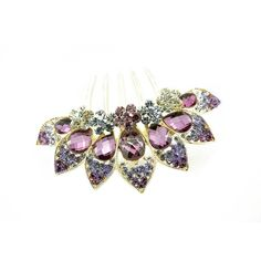 2013 crystal hair comb, beautiful hair device YHQ2074 *** Click on the image for additional details.