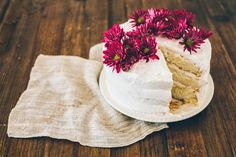 Hummingbird High: Tres Leches Cake with Coconut Chantilly Frosting