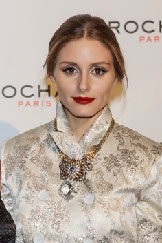 Olivia Palermo at Rochas party