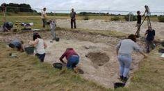 'New Stonehenge' at Durrington Walls 'had no standing stones'
