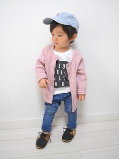 韓国子供服のキャップを使ったkeishinのコーディネートです。WEARはモデル・俳優・ショップスタッフなどの着こなしをチェックできるファッションコーディネートサイトです。