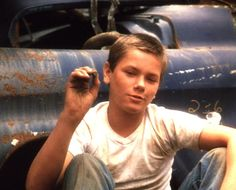 River Phoenix as Chris in Stand by me