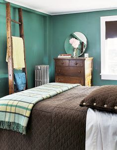 1000 images about bedroom ideas on pinterest turquoise for Brown and turquoise bedroom designs