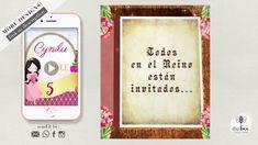 Princess Video Invitation Princess Videos, Link, Invitations, Make It Yourself, Youtube, Blog, Blogging, Invitation, Youtube Movies
