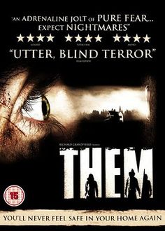 horror movie posters | Horror Movies Them poster