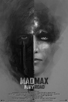 Poster Variant from my Max and Furiosa art. Follow me on Facebook Store Instagram Twitter Tumblr Society6 DA My Site