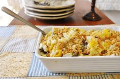 Little B Cooks: Chronicles from a Vermont foodie: Cheesy Squash Casserole