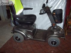 scooter electrique cruiser