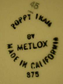Metlox
