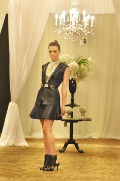 Pick this dress to look more feminine yet trendy
